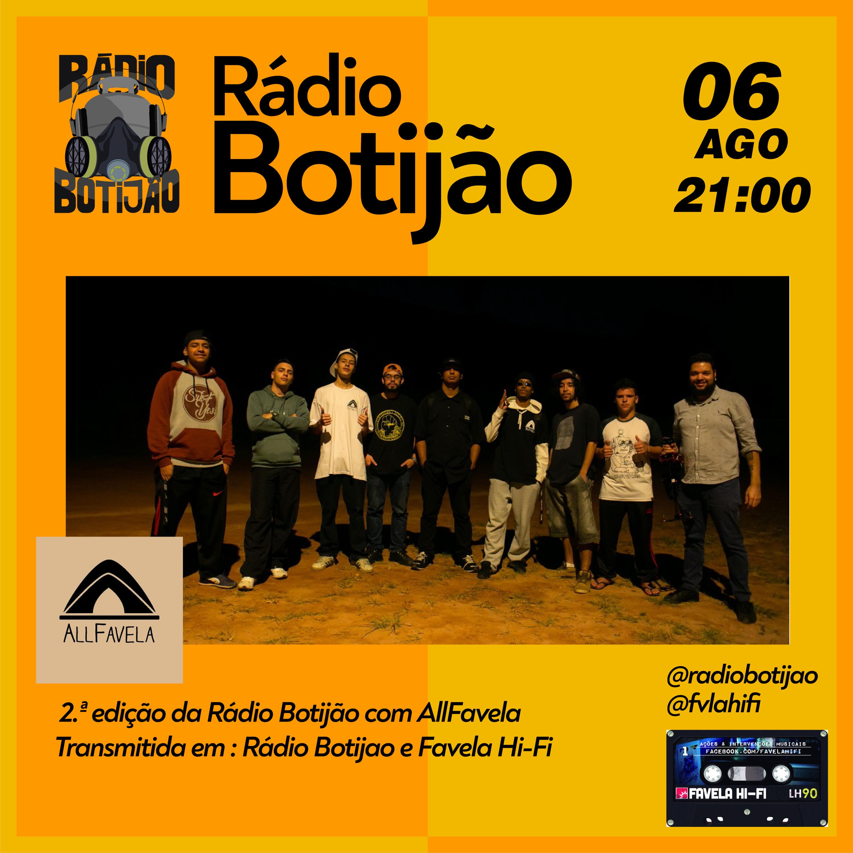 2# Rádio Botijão com AllFavela