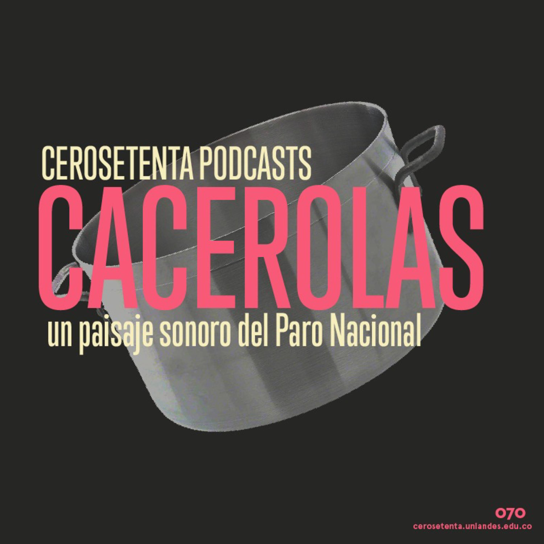 Cacerolas: un paisaje sonoro del Paro Nacional