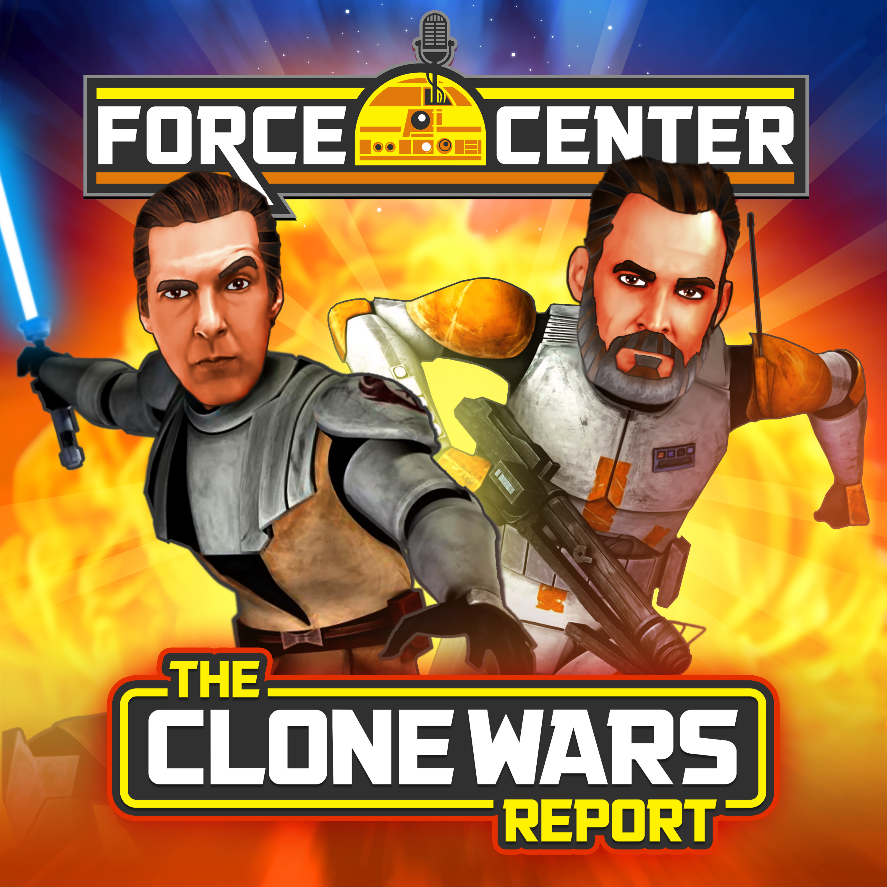 The Mortis Arc - The Clone Wars Report - EP 51