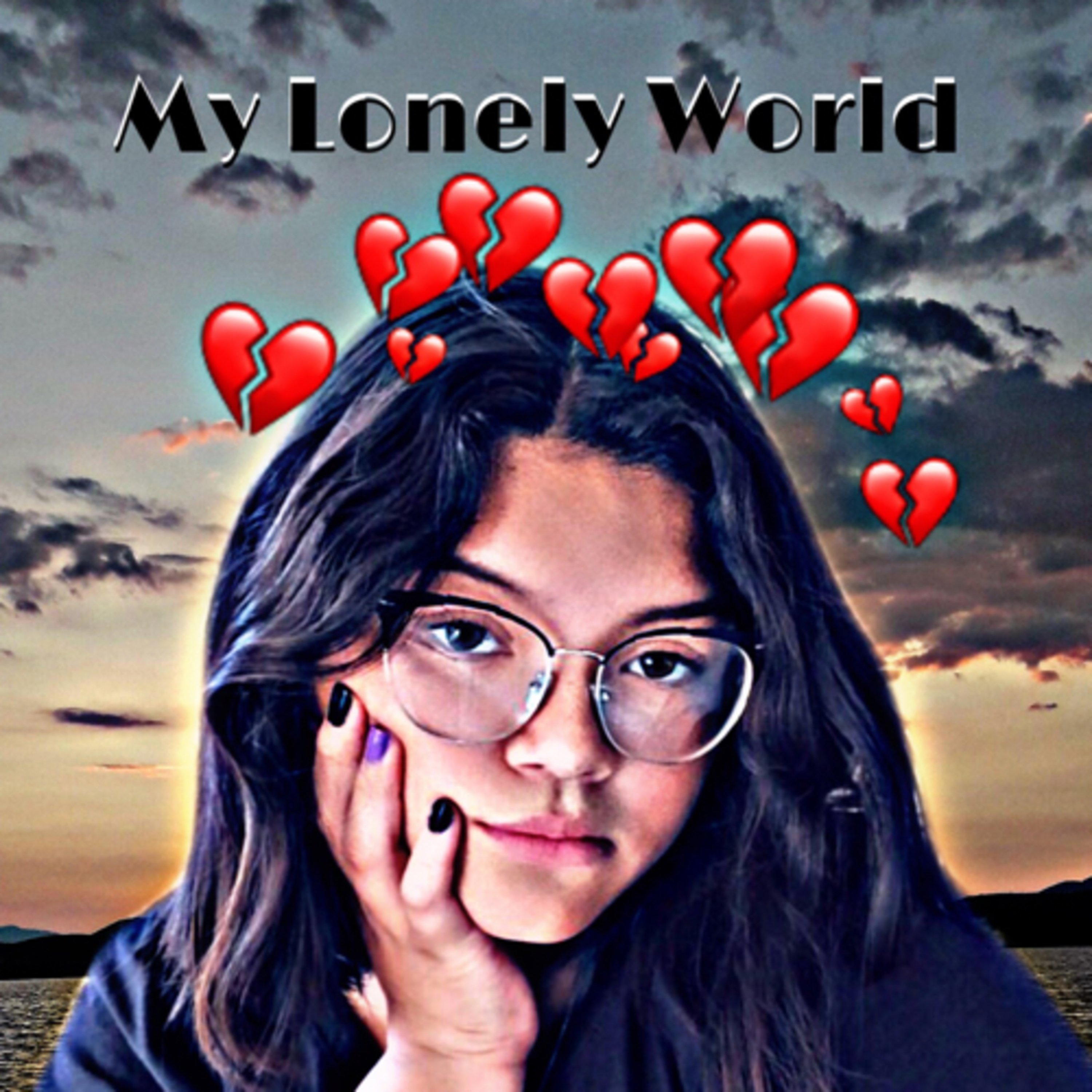 Hey Welcome To My Lonely World...