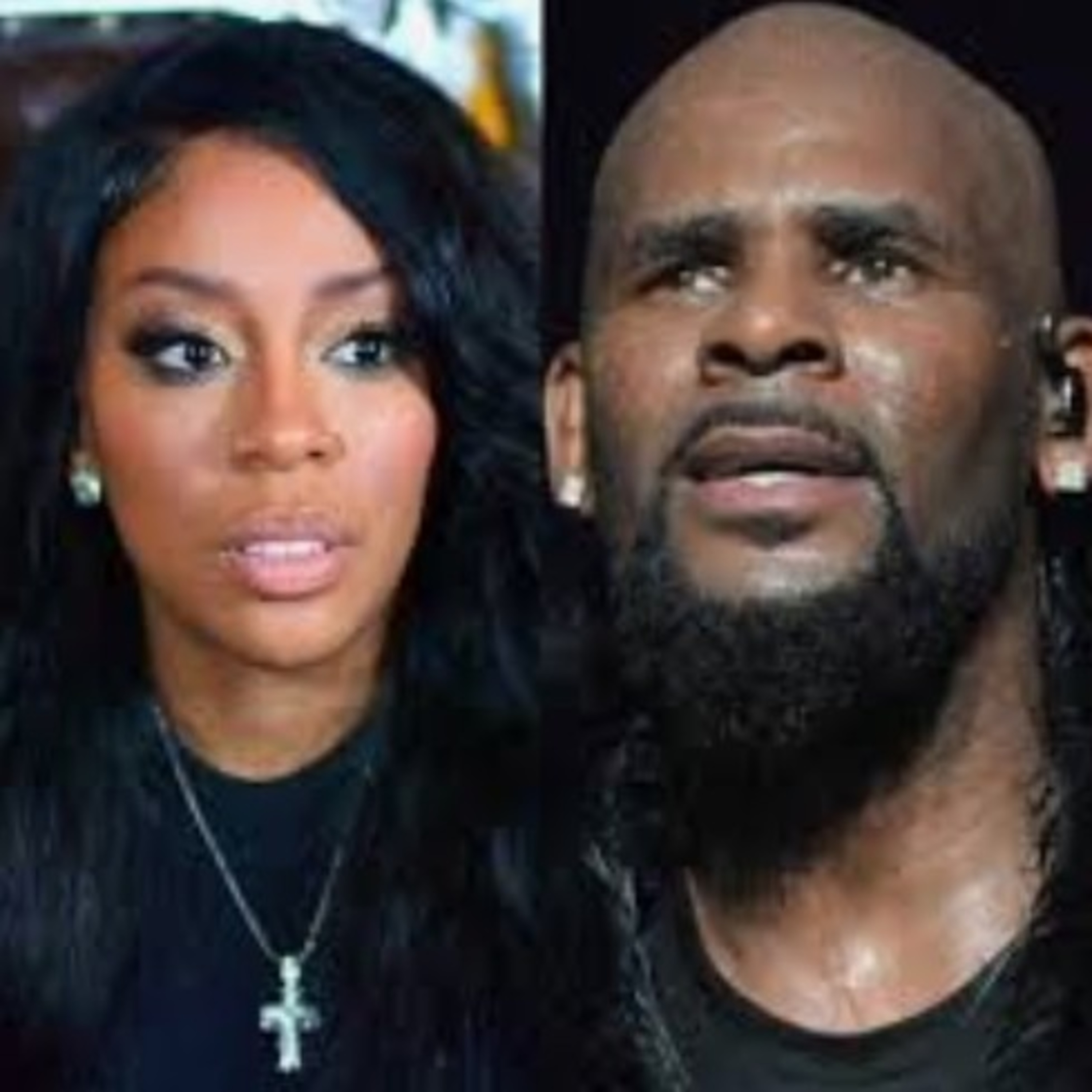 KMichelle Blows The Dog Whistle On RKelly