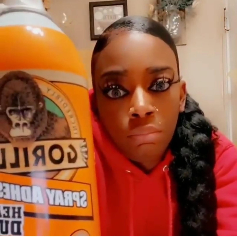 Gorilla Glue Girl Has Gotten What She Wants: Attention & Viral Views