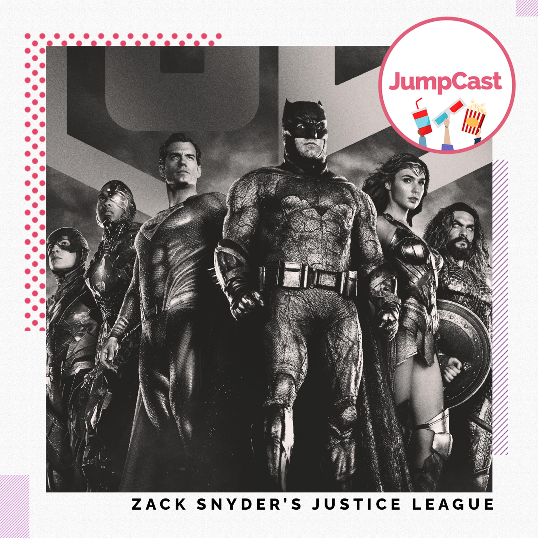 Episode #107 - Zack Snyder's Justice League