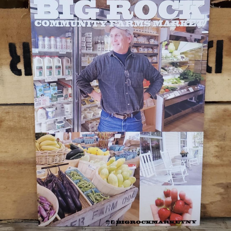 Stanford - Big Rock Community Farms Market
