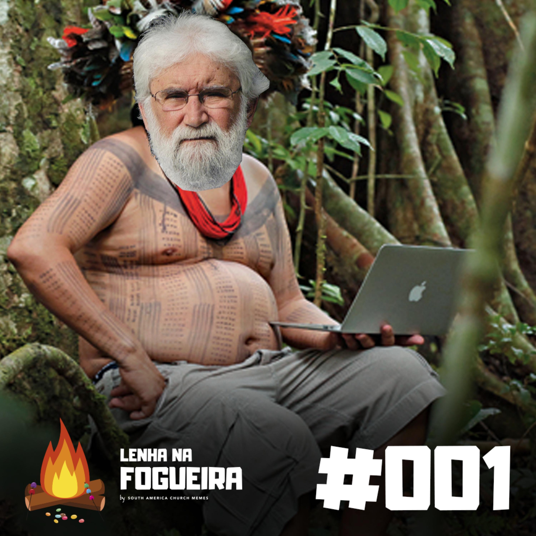 Lenha na Fogueira #001 - Sínodo da Amazônia