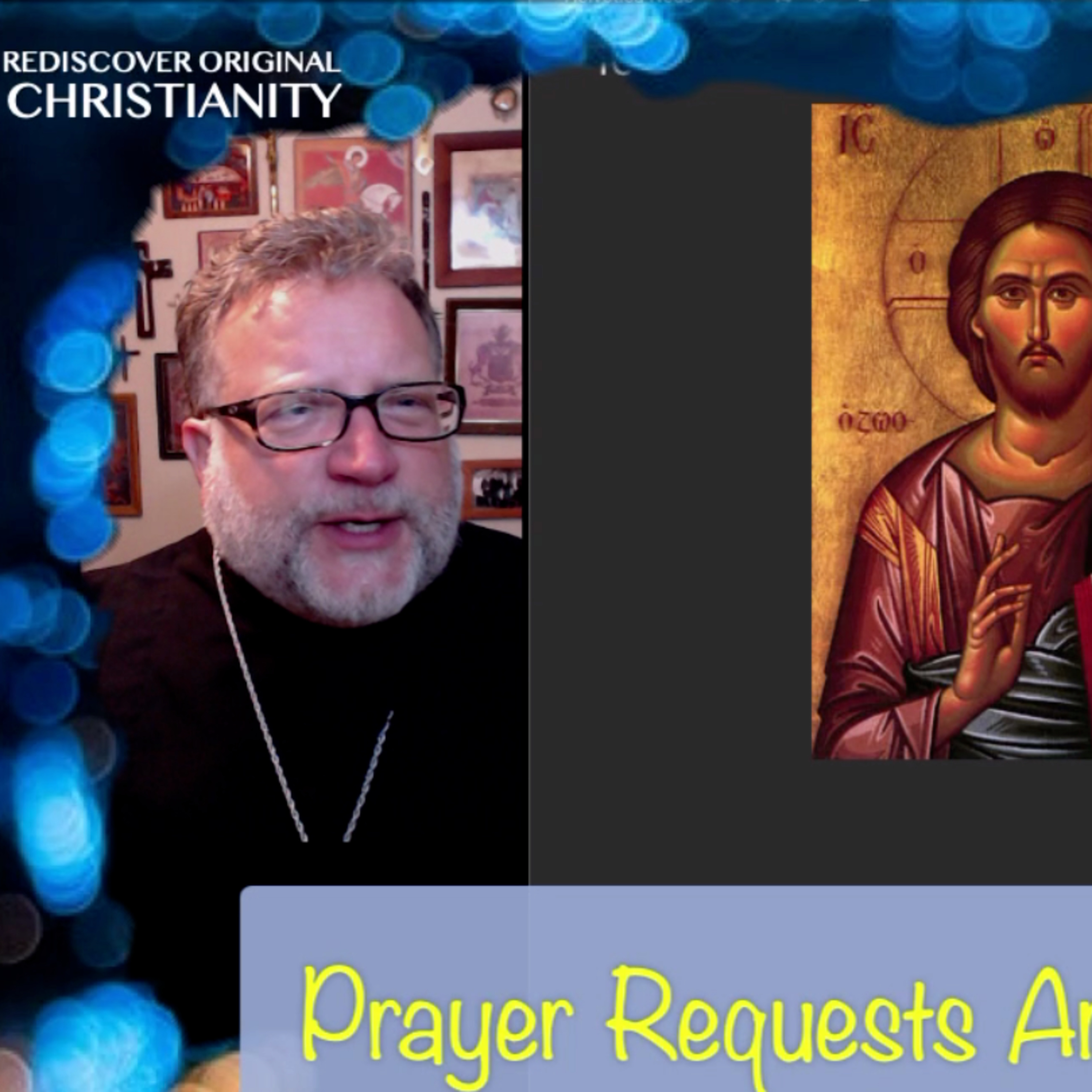 Episode 23 – NATIVITY FAST – Saturday Morning Prayer with Father Wade 20181201