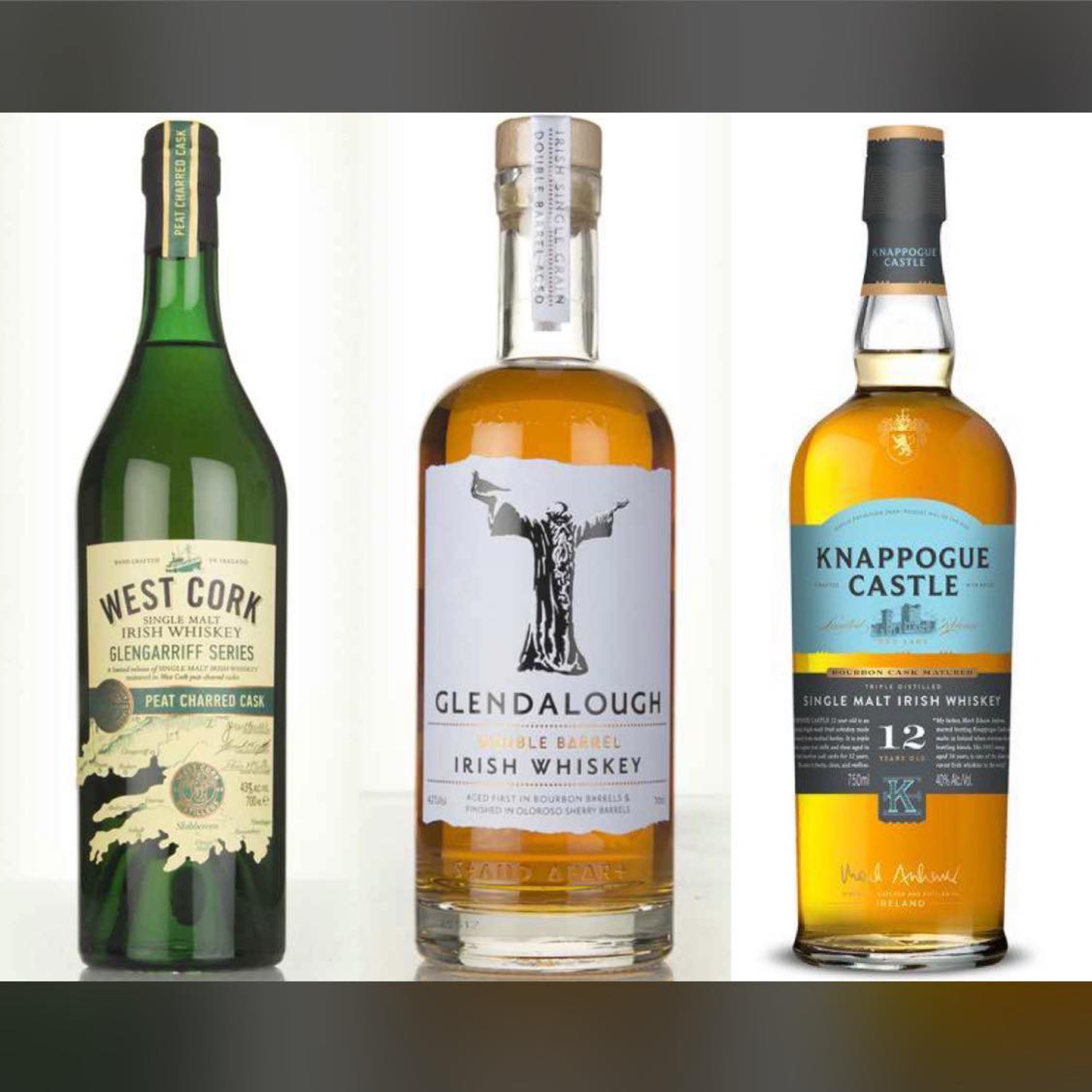 Social Distancing with Irish Whiskey