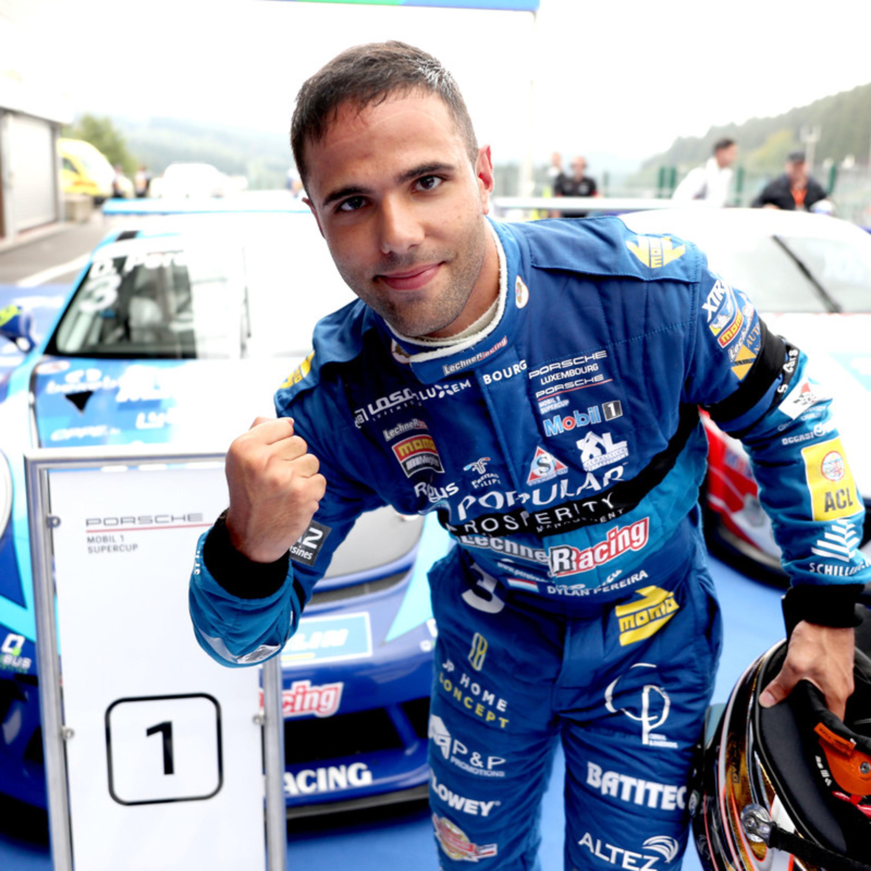 Dylan Pereira conquista a sua segunda vitória na Porsche Mobil 1 Supercup