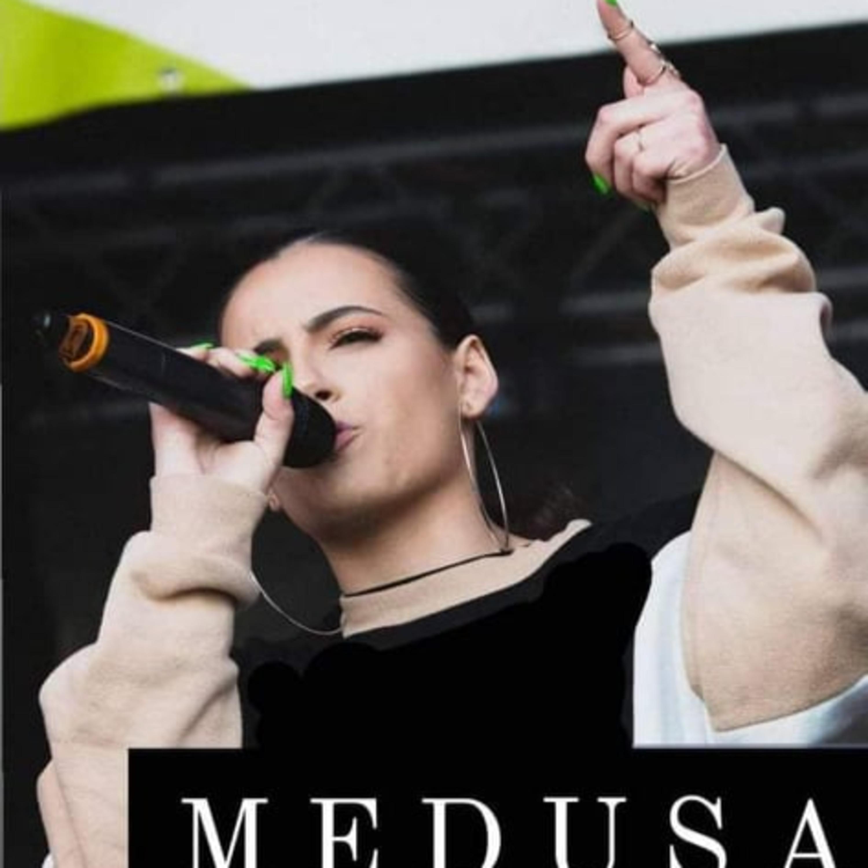 """Medusa"" na Radio Latina."