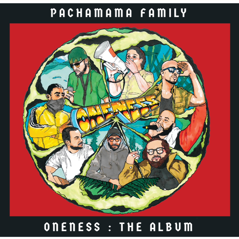 "Showcase com ""Pachamama Family""."