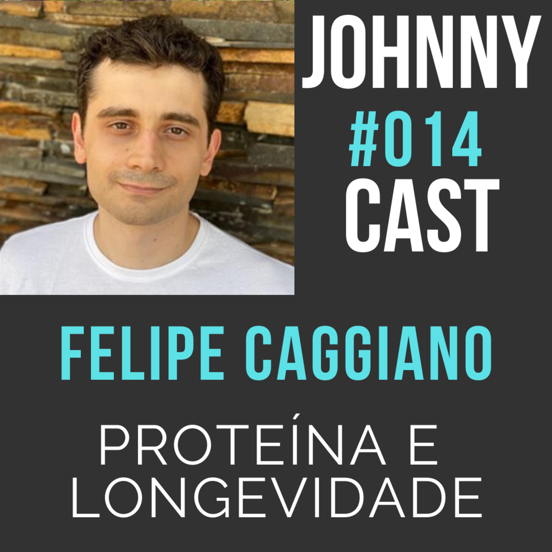 #014 Proteína e Longevidade com Felipe Caggiano