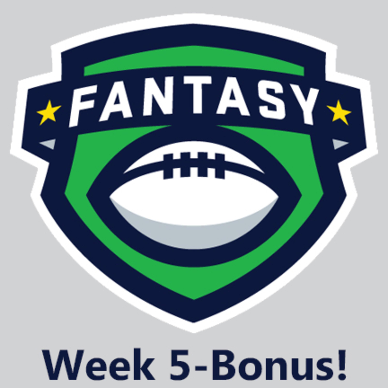 Bonus Episode:Week 5