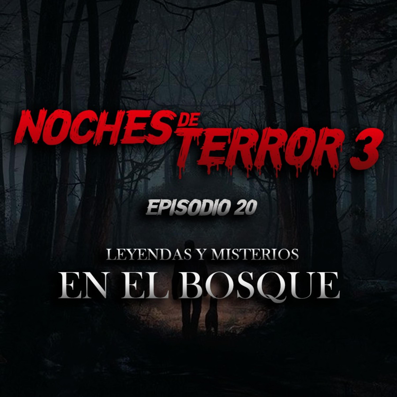 T3 Episodio 20: Leyendas y Misterios en el Bosque