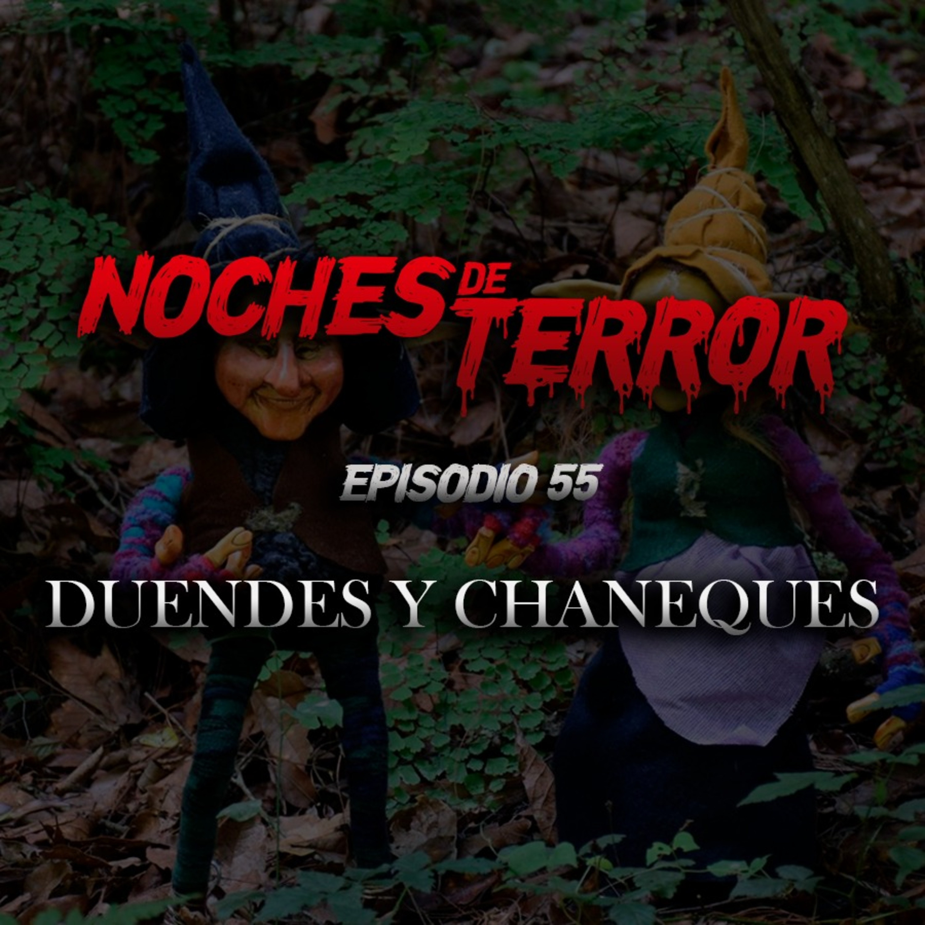 Ep 55: Duendes y Chaneques