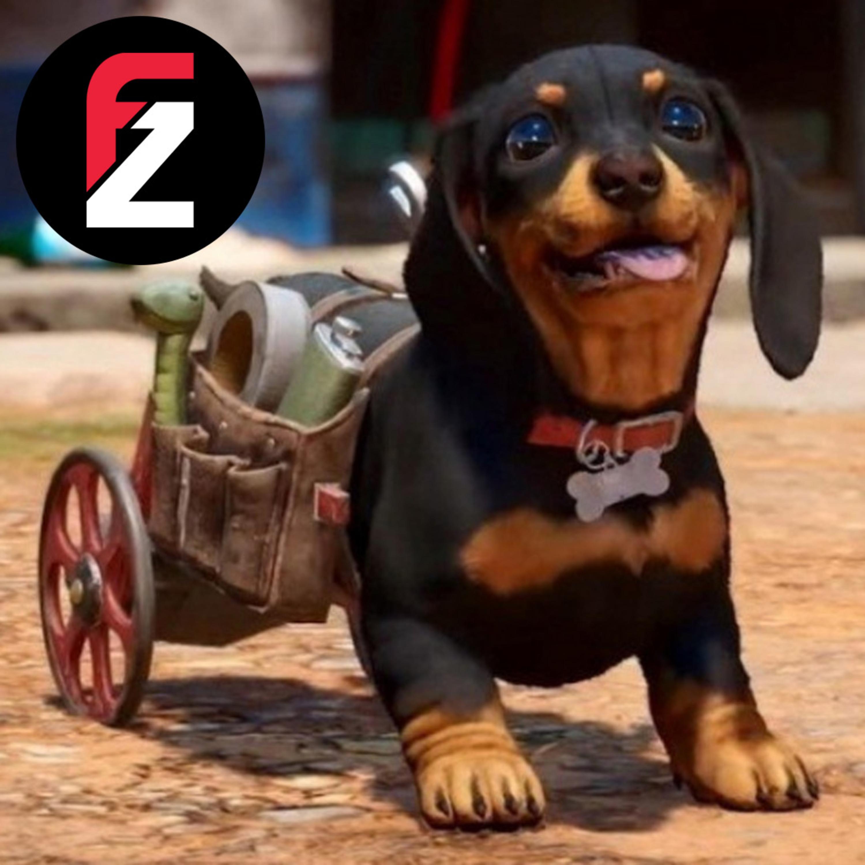 Om E3-tempen, God of War Ragnarok, Nvidia vs AMD, Far Cry 6, The Ascent och mycket mer!