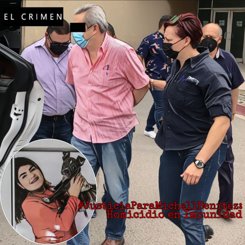 T4E9 #JusticiaParaMichellBenitez: Homicidio en impunidad