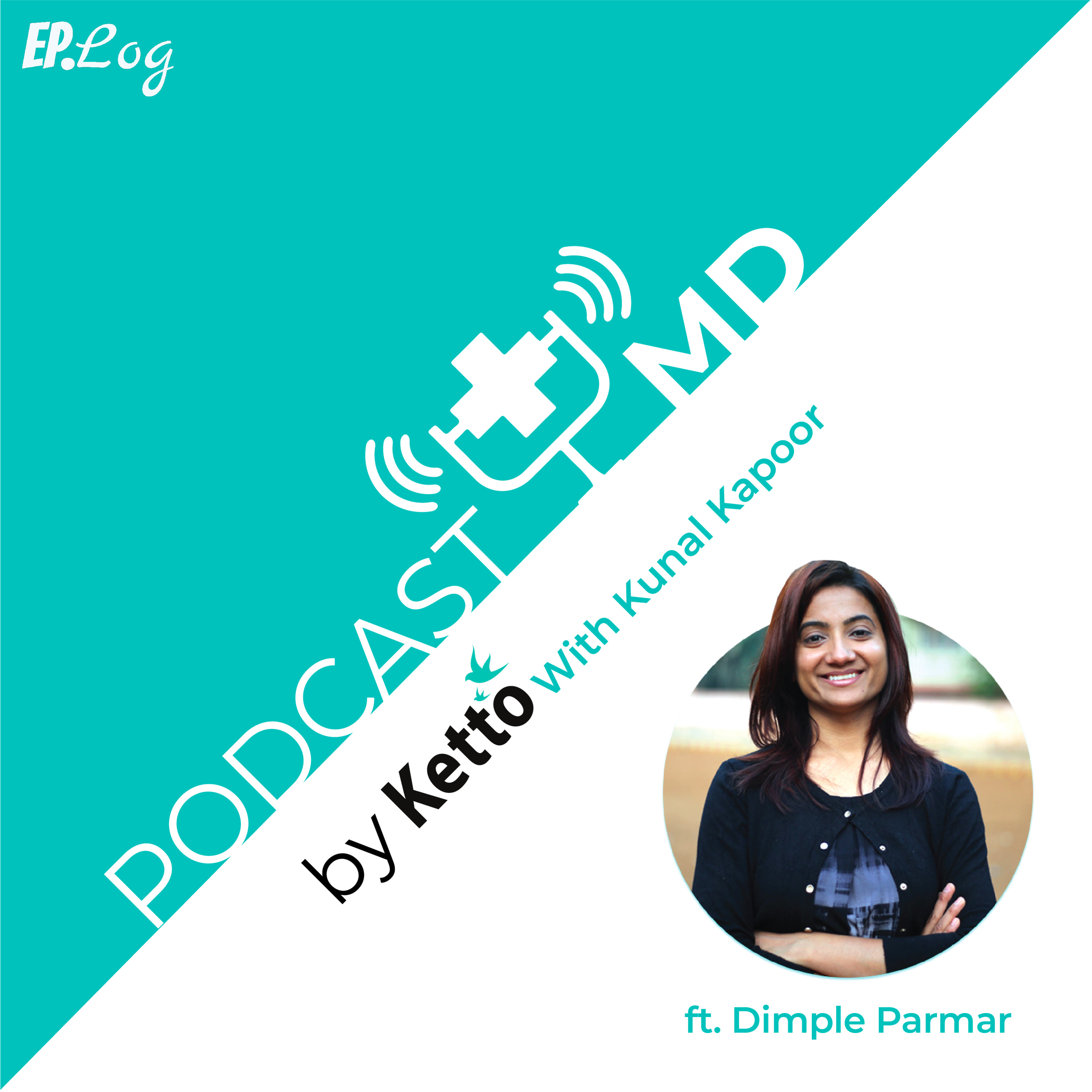 S1E3 (A): IIM Alumnus Dimple Parmar Shares Her Journey As A Caregiver To Her Husband Who Died Of Colon Cancer