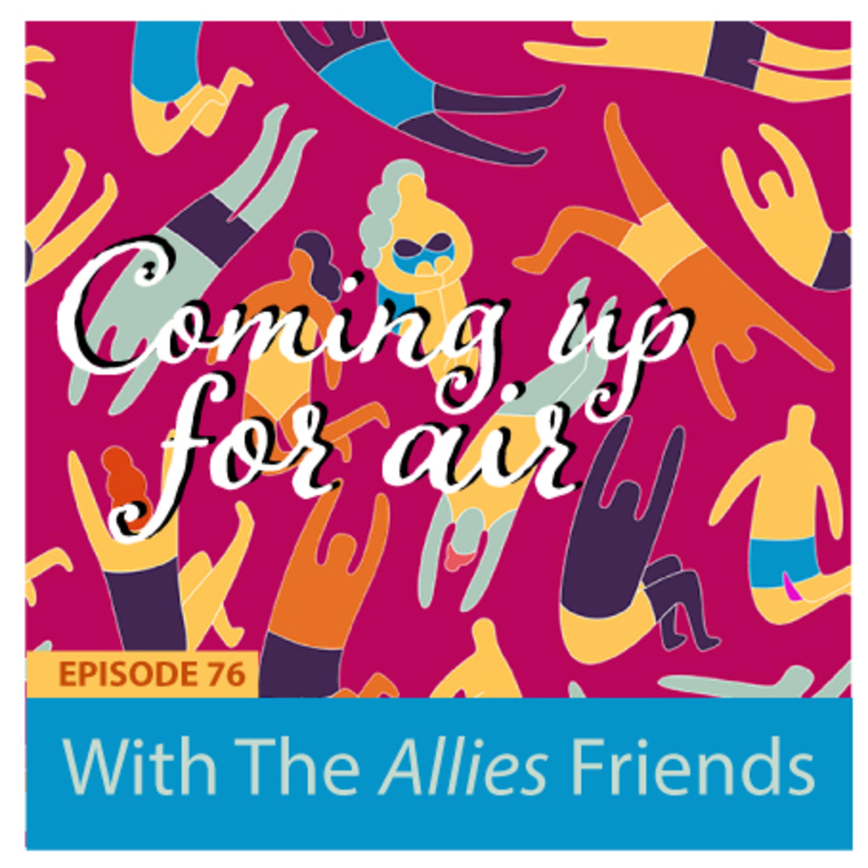 Podcast #76 — Shame, Shame and More Shame (and Its Good Friend, Substance Use)