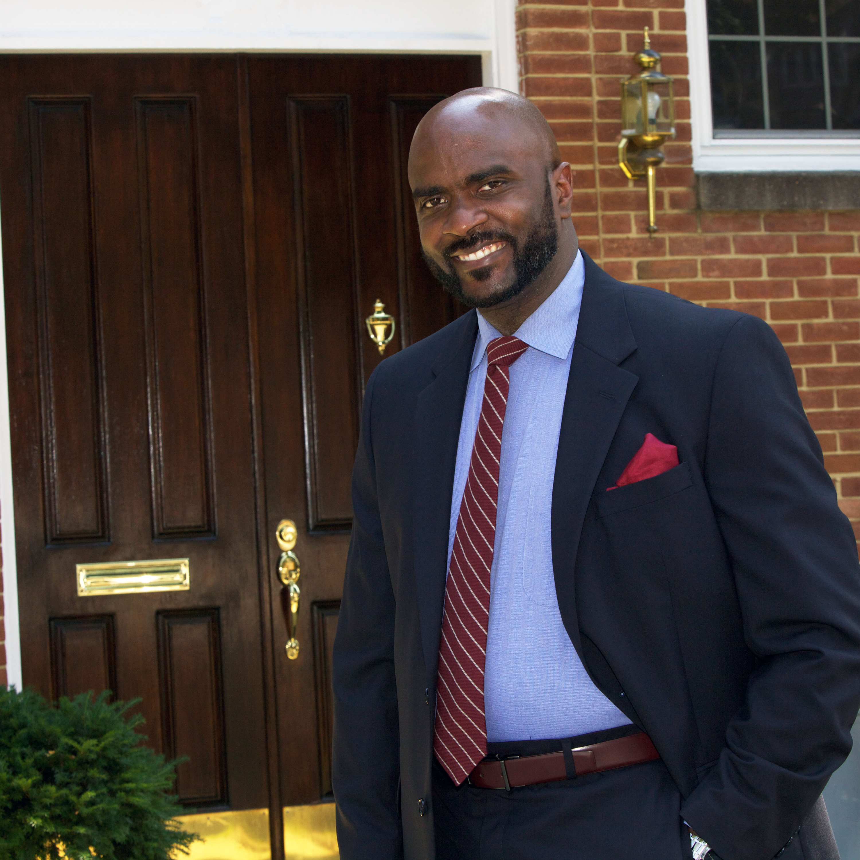 Episode 1: Through the Keyhole with Keith A. Beasley featuring Jameel Scott