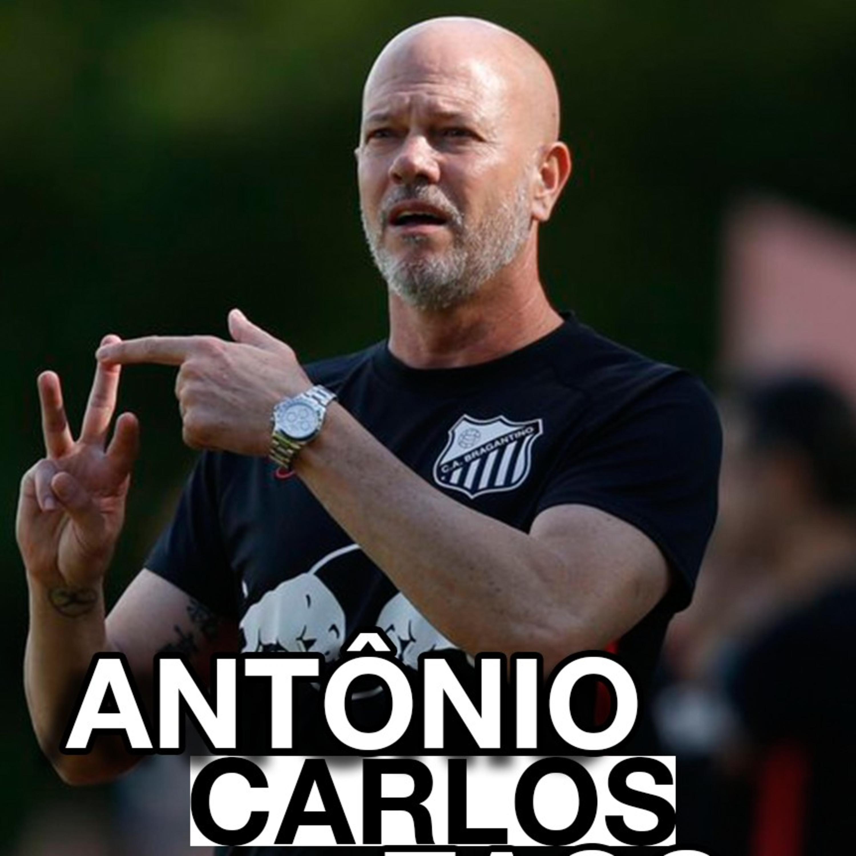 Entrevista – Antônio Carlos Zago – Treinador fala sobre trabalho no Bragantino
