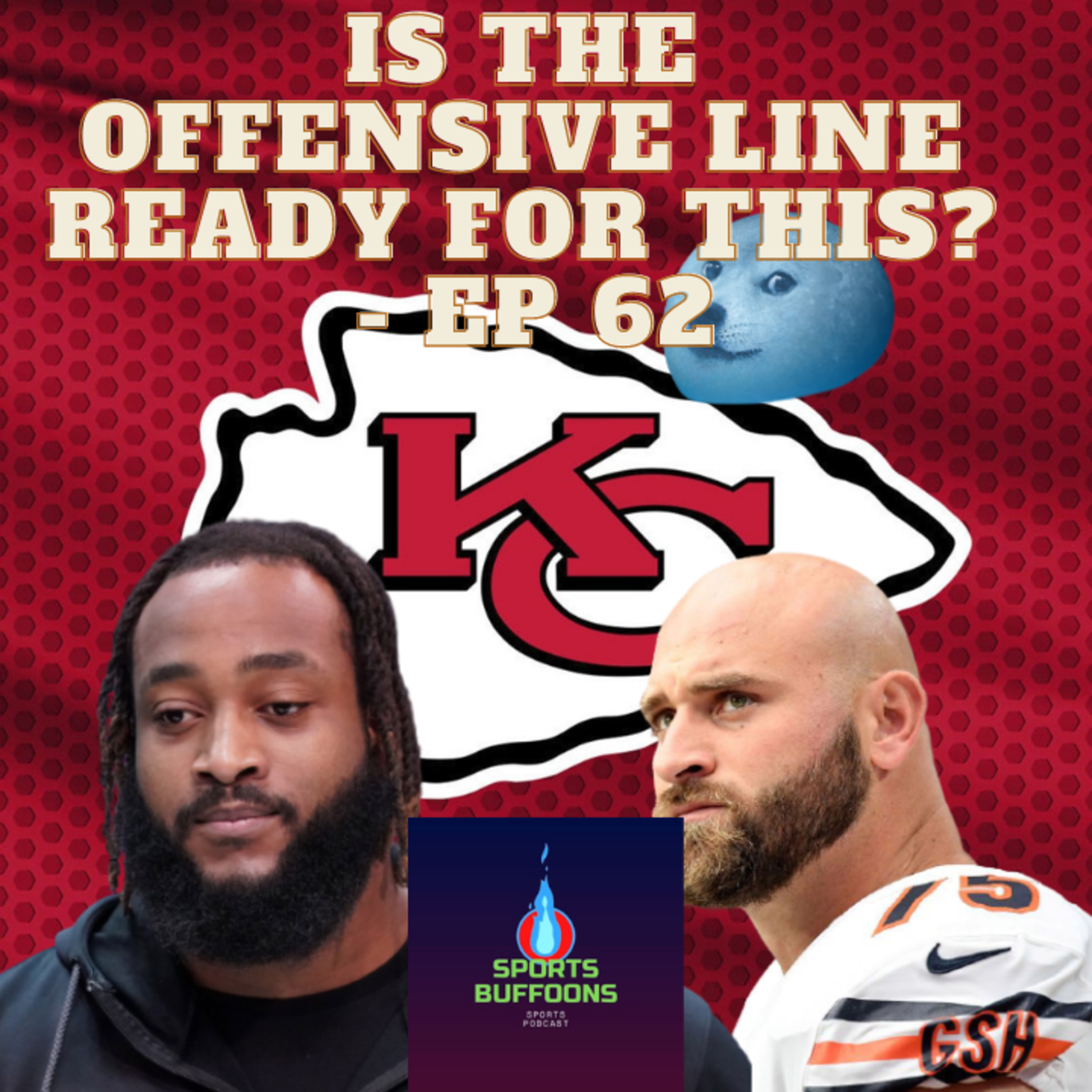 Kansas City Chiefs Mini Camp Update: Is the Offensive Line ready for this? - EP 62