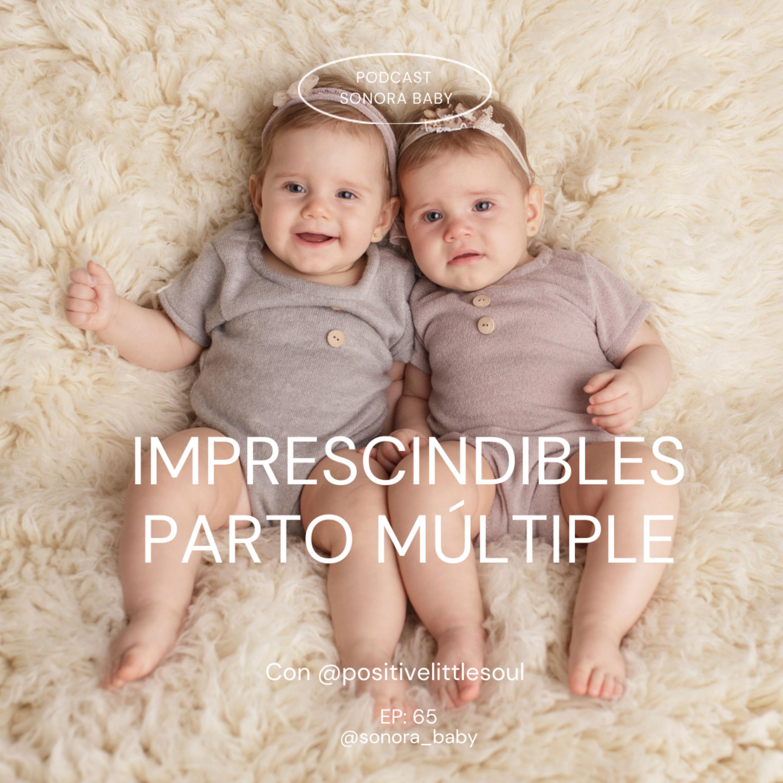 Imprescindibles parto múltiple, nacimiento de gemelos o mellizos