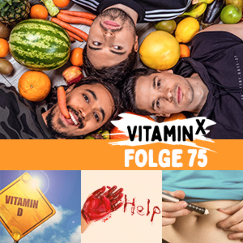 #75 Überdosis Vitamin D & Diabetes-Heilung!