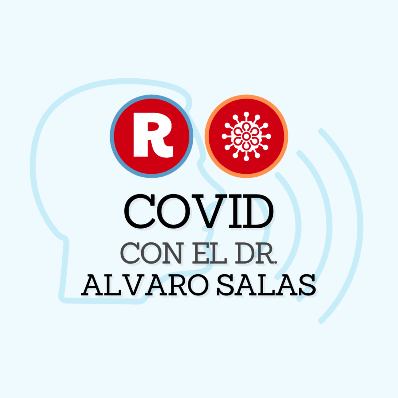 COVID-19 con el Dr. Alvaro Salas – Avances en plasma equino