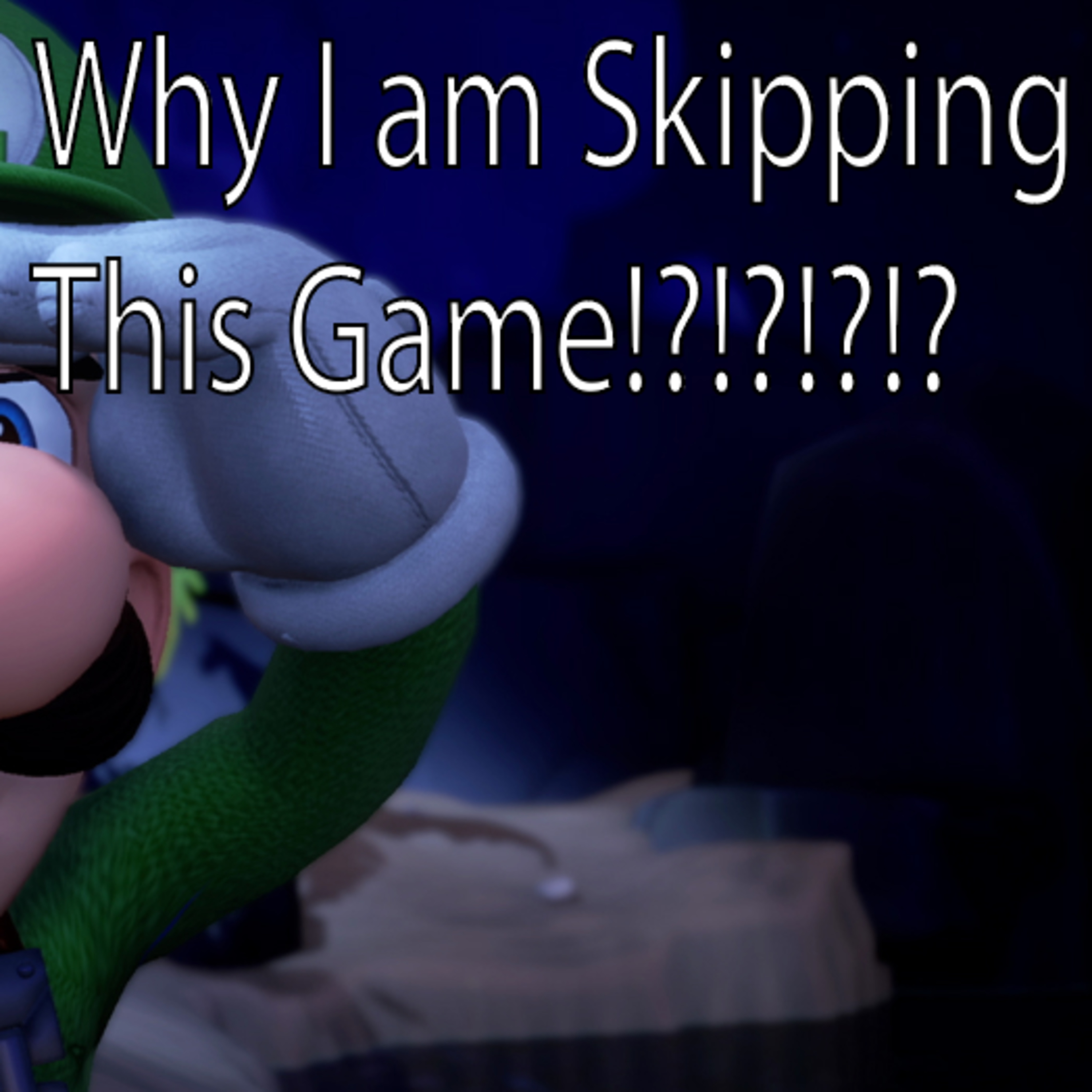 Why You should not buy Luigi's Mansion 3 for The Nintendo Switch???!!