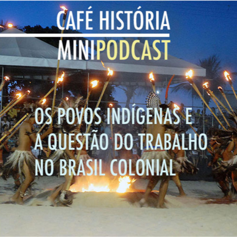 001 - Os povos indígenas e a questão do trabalho no Brasil Colonial