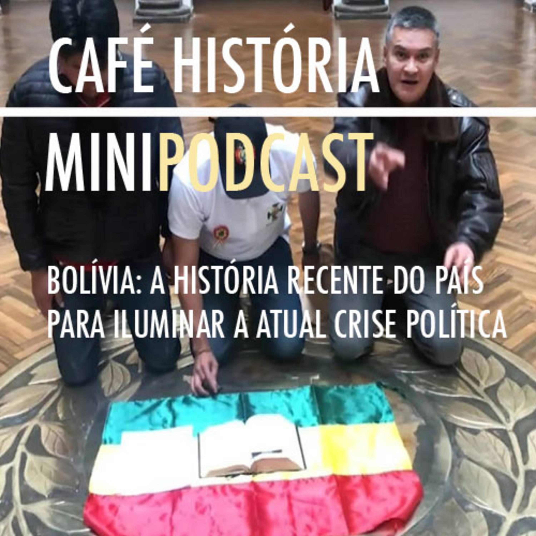 003 - Crise na Bolívia