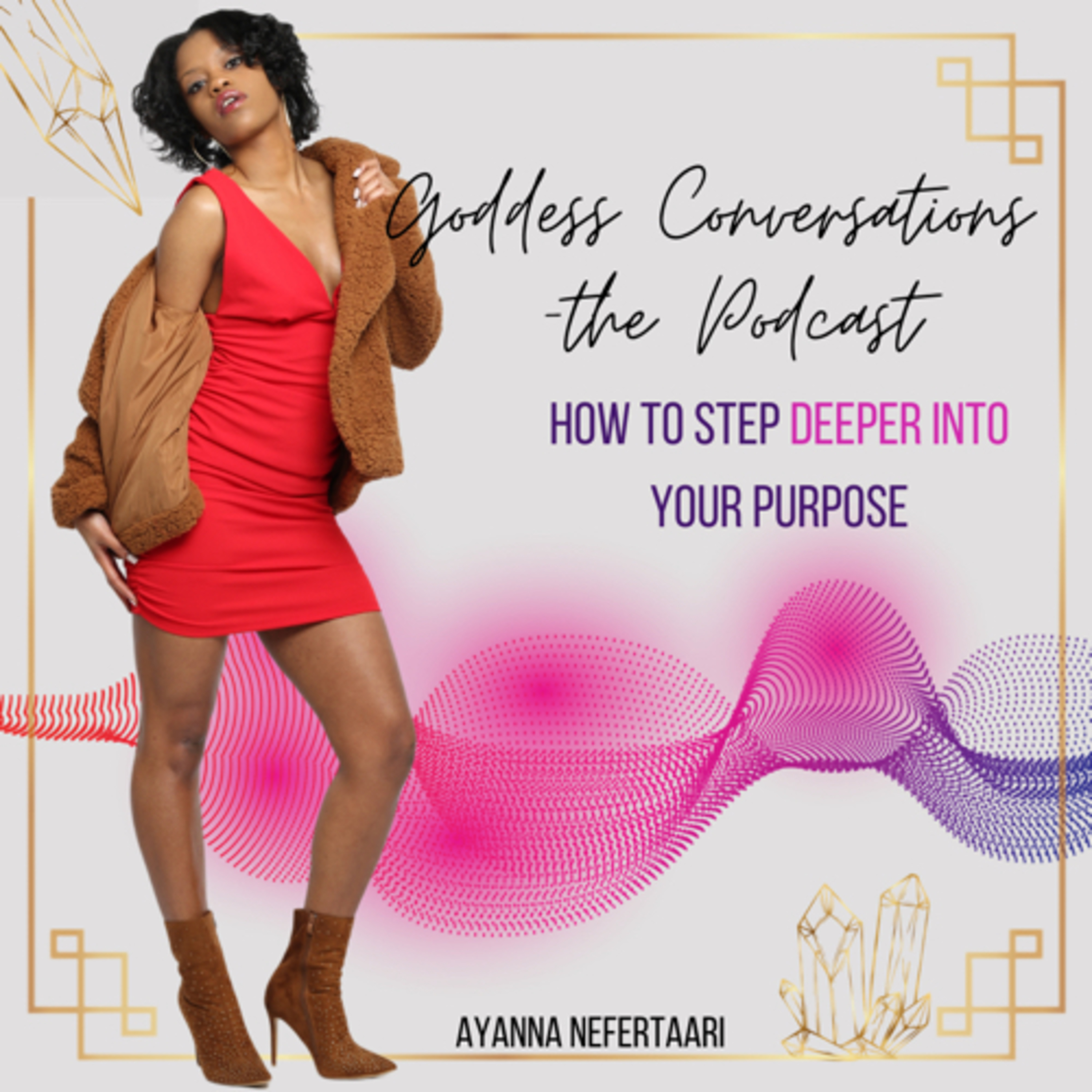 How to Step Deeper Into Your Purpose / What is your Purpose ??