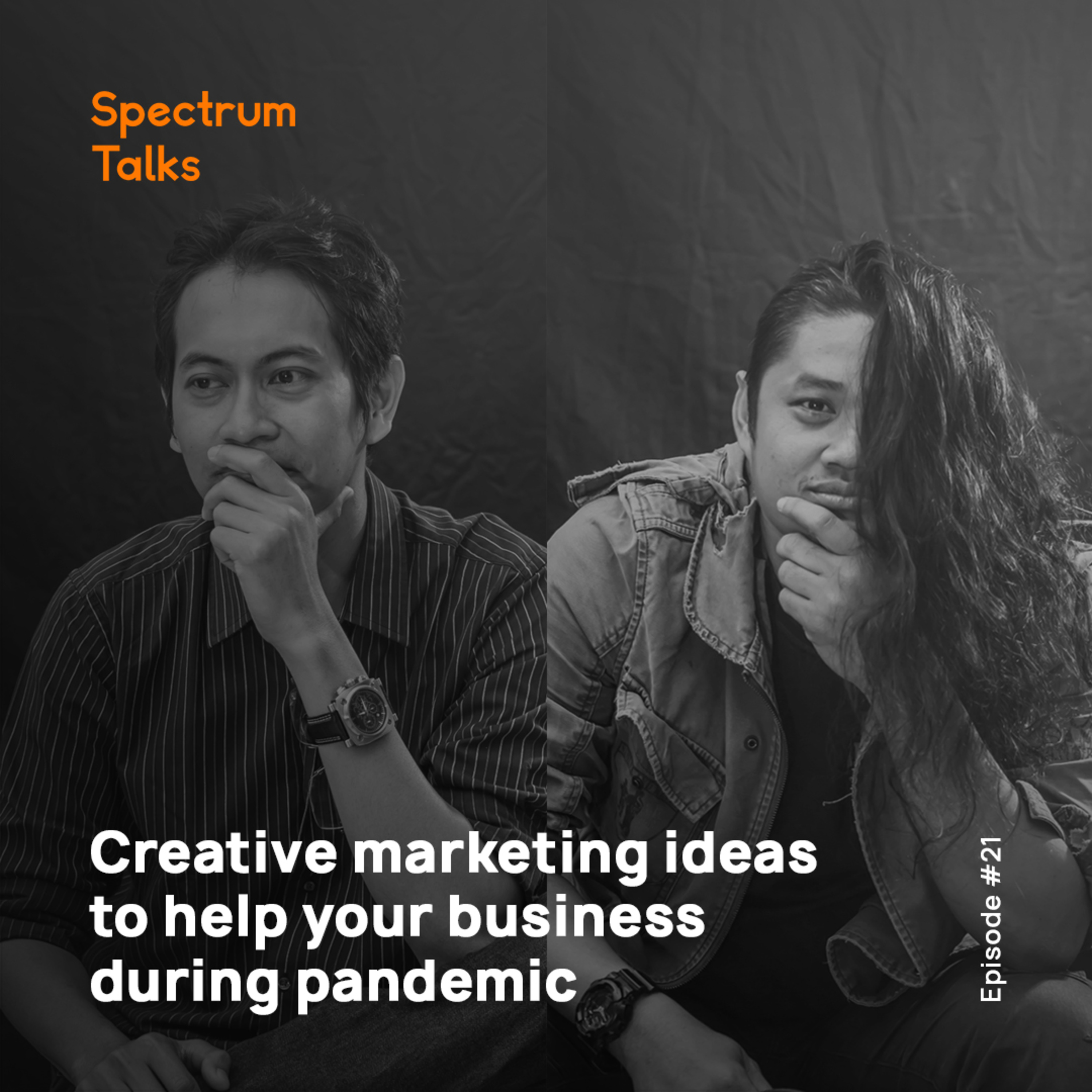 #21: Creative Marketing Ideas to Help Your Business During Pandemic