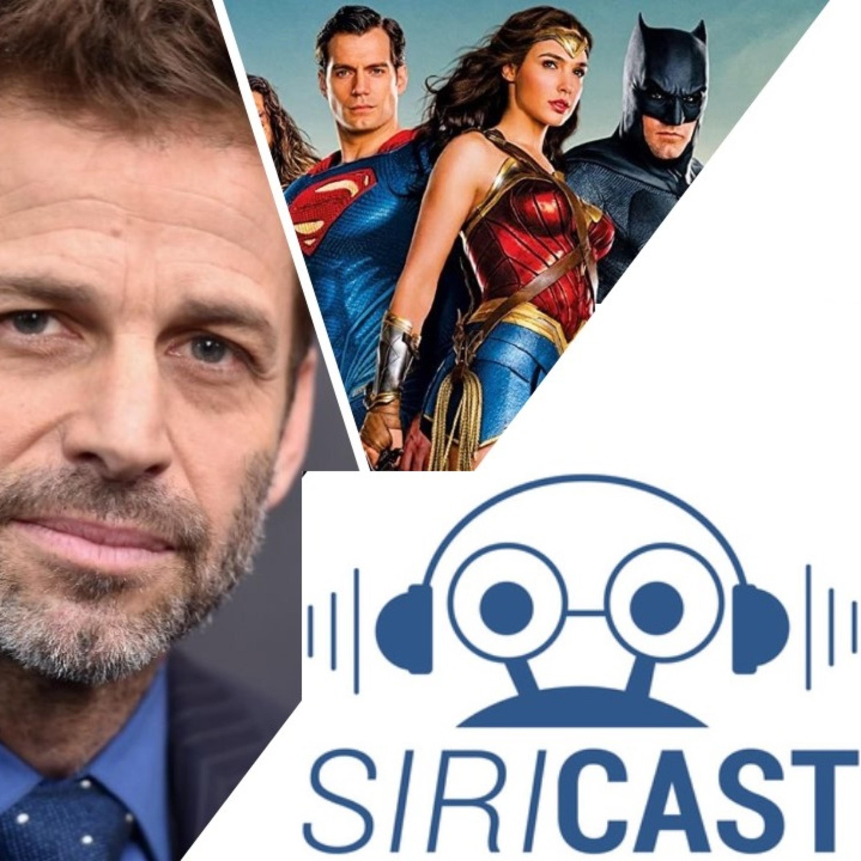 SiriCast#16 – SnyderCut, quais as expectativas sobre a nova Liga da Justiça?