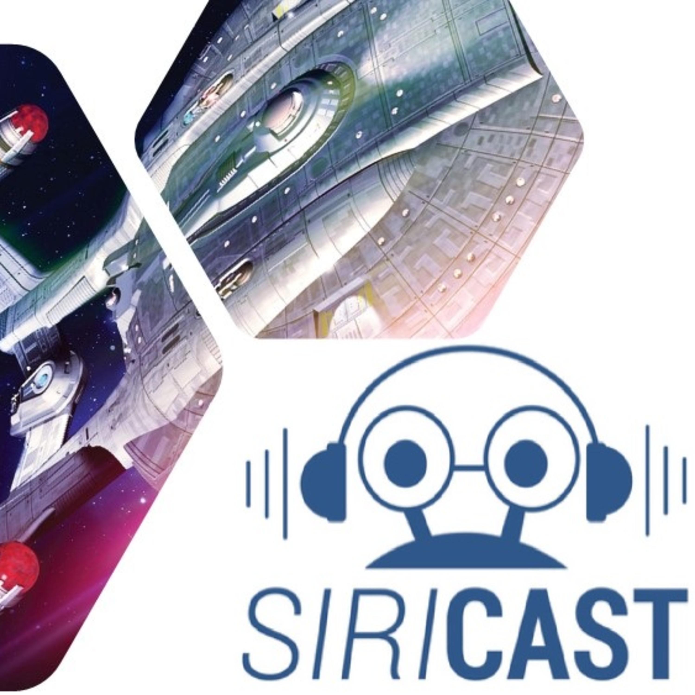 SiriCast#18 – Star Trek um universo em expansão?