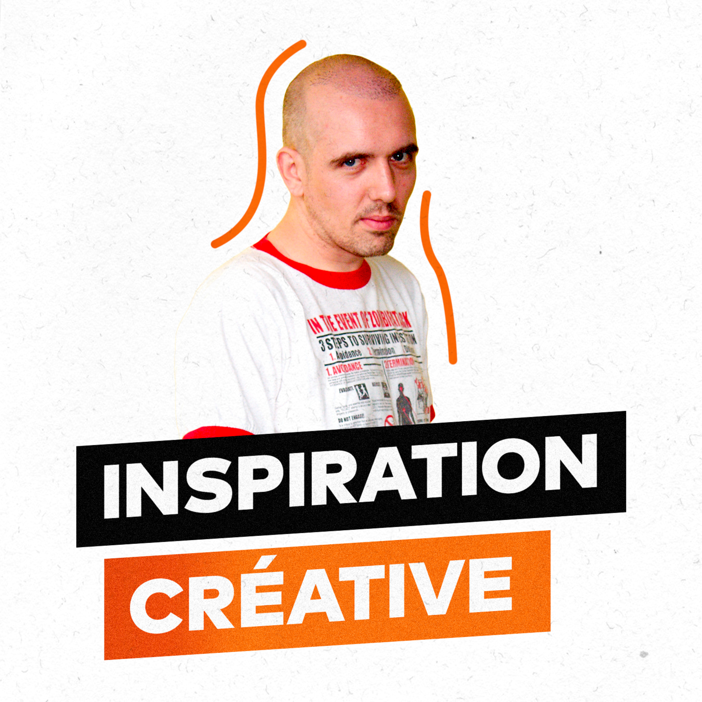 #08 – Davy Mourier : Enrichir sa créativité en touchant à tout