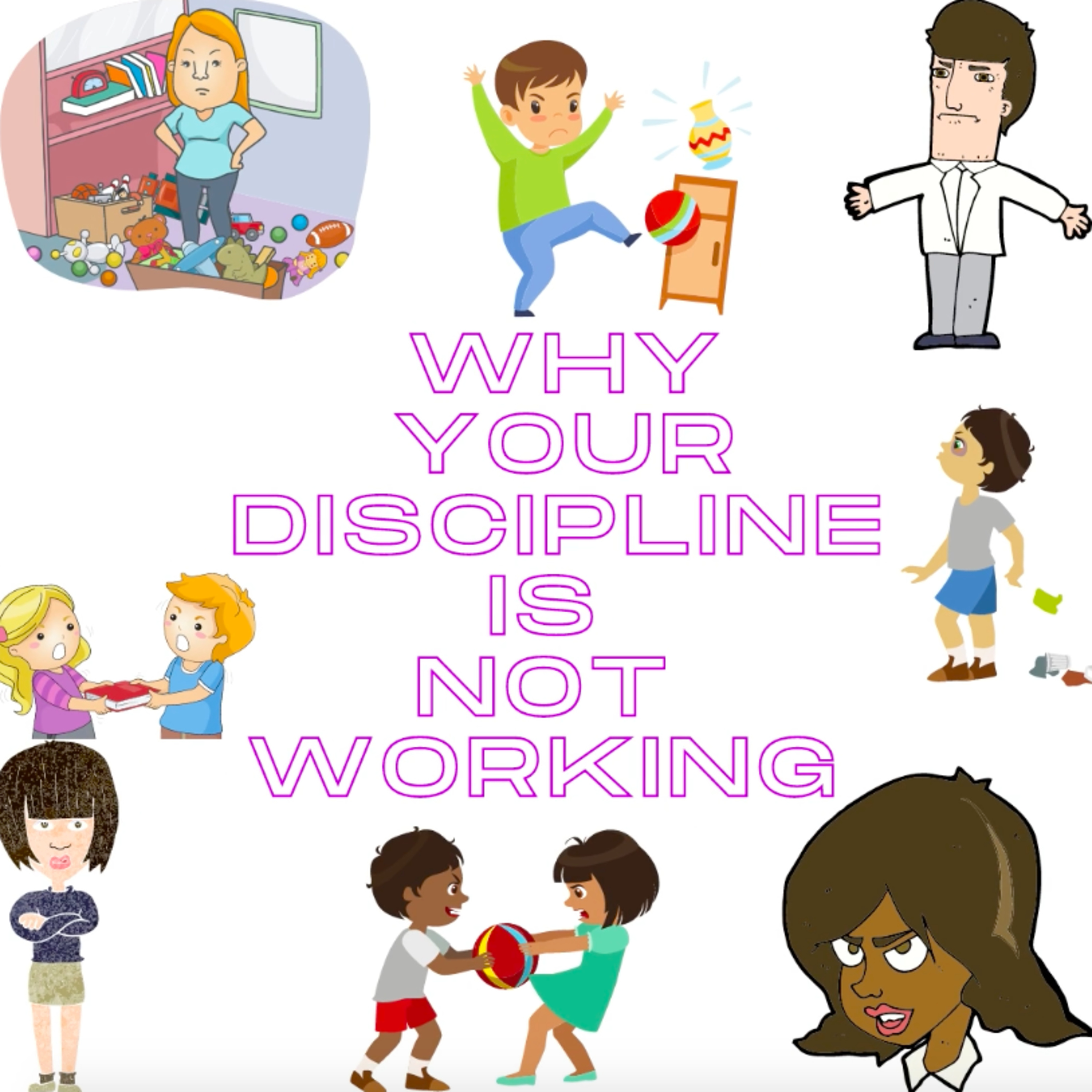 Why Your Discipline Is Not Working