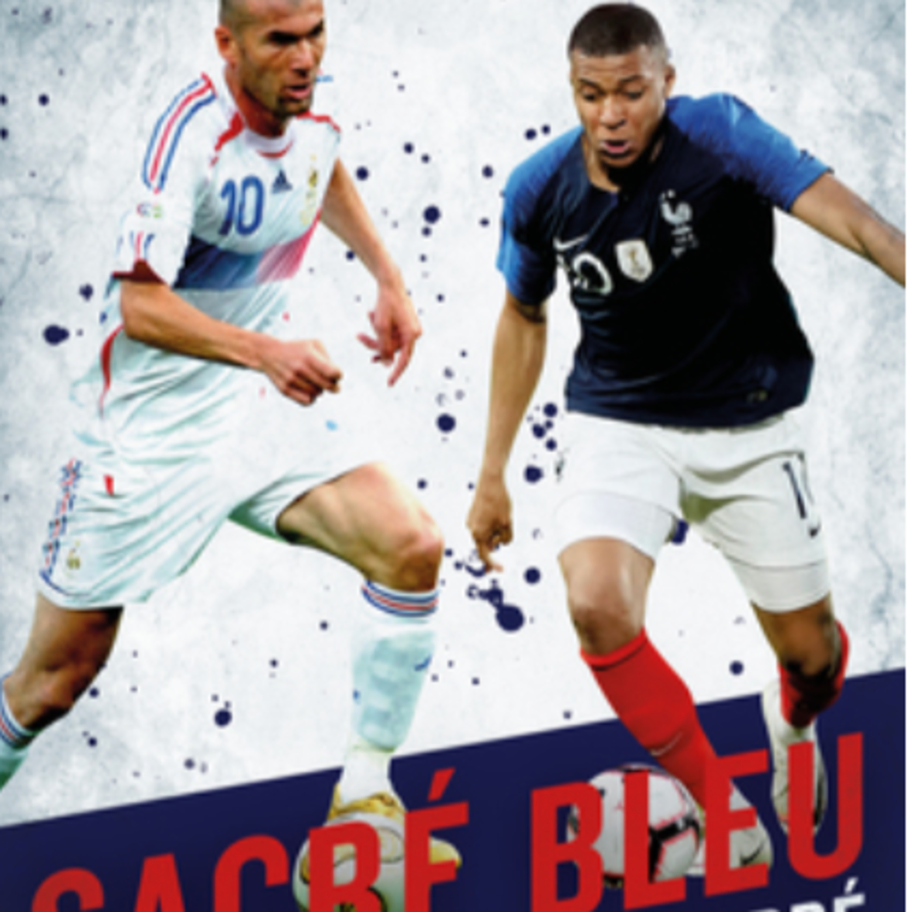 """This month Matt Spiro joins to talk about his book """"Sacre Bleu"""" the French National team from the 80's until today"""
