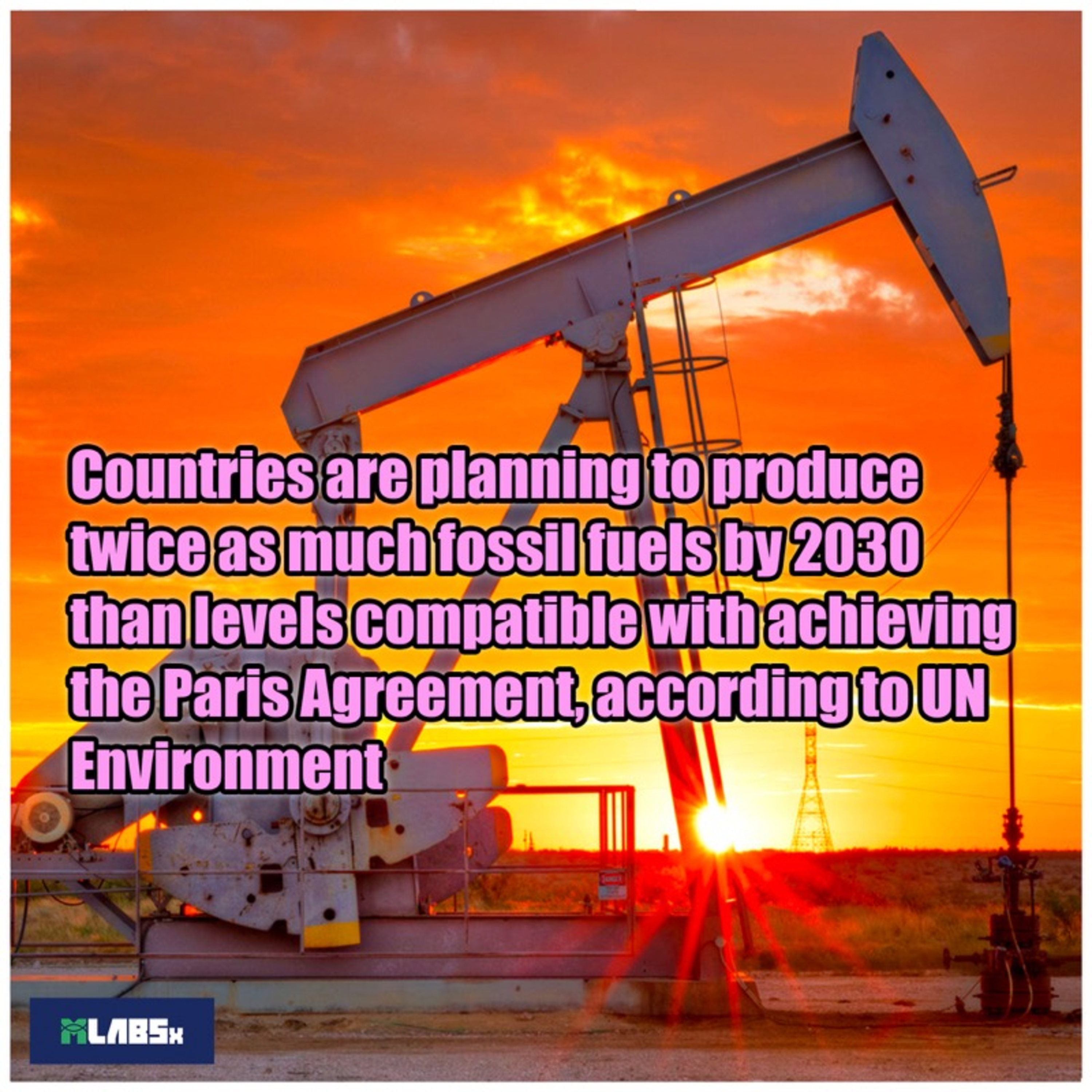 The Paris Agreement that could save us.