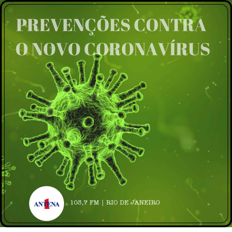 Prevenções III - Novo coronavírus