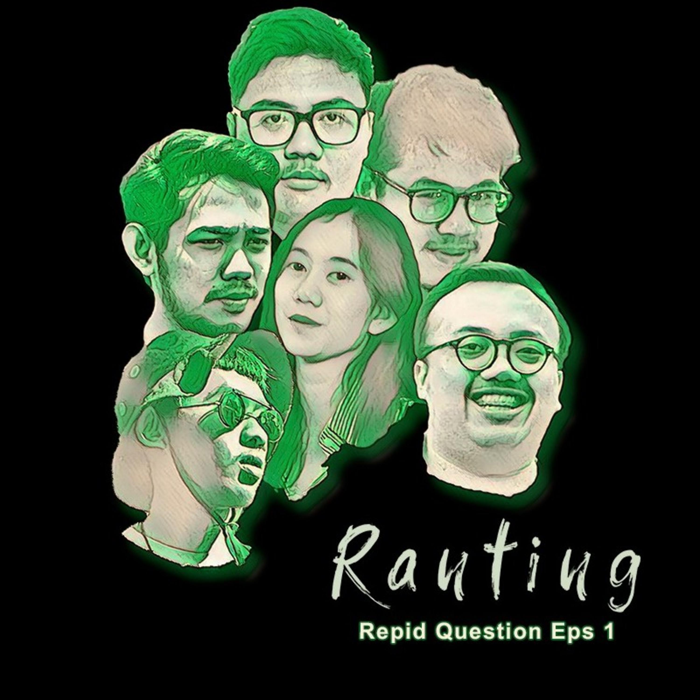 Eps. 1 Random Rapid Question