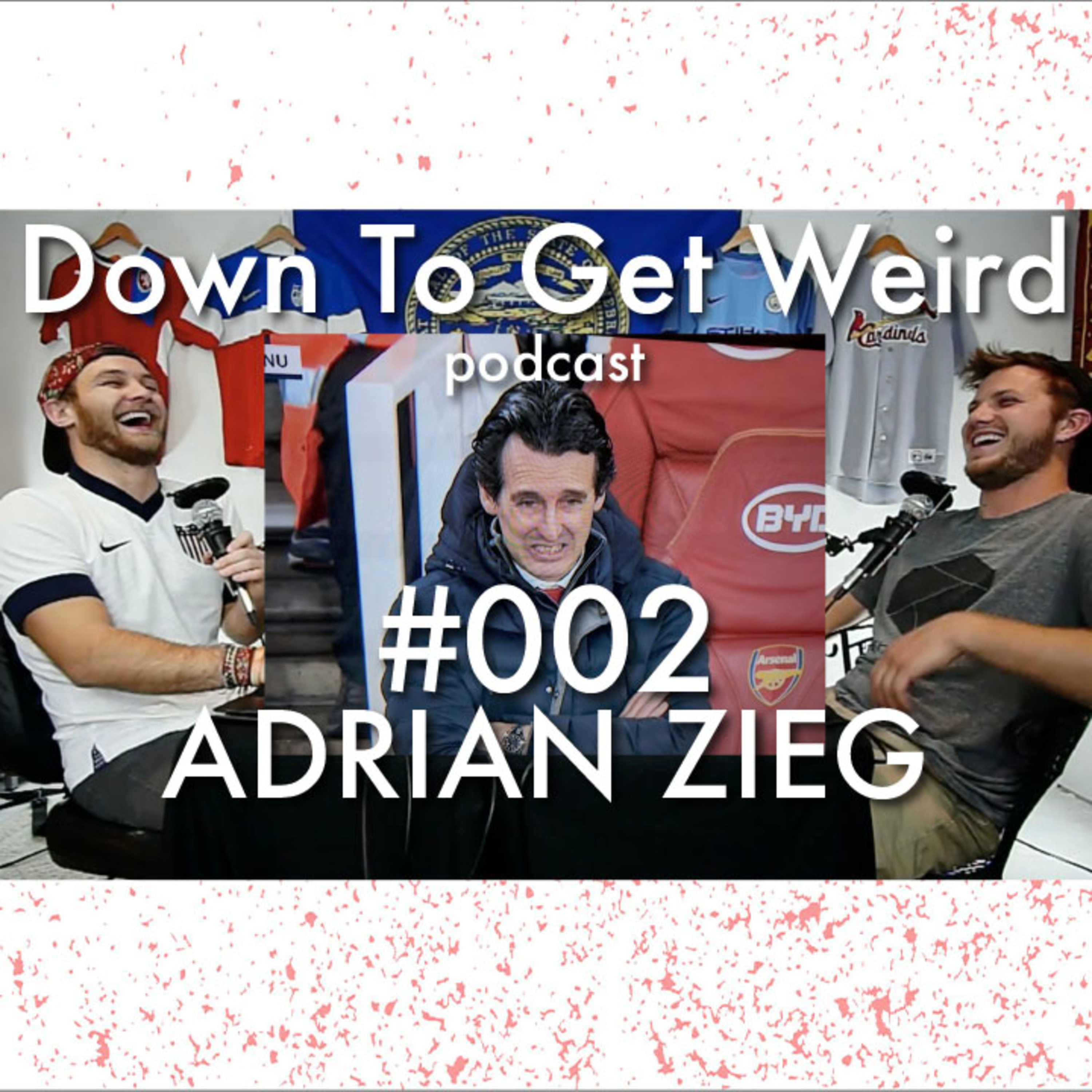 002 - Adrian Zieg - Why Americans Need To Care About Soccer