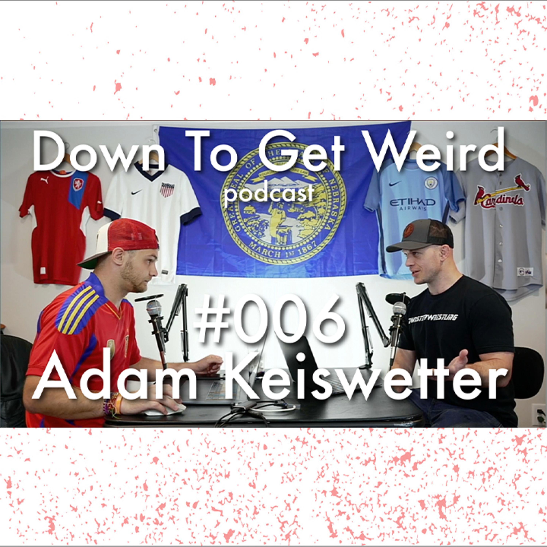 006 - Adam Keiswetter - Girl's Wrestling, Wrestling Rule Changes, The Twister Master