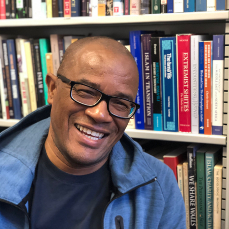 Conversation with Aomer Boum, associate professor at UCLA