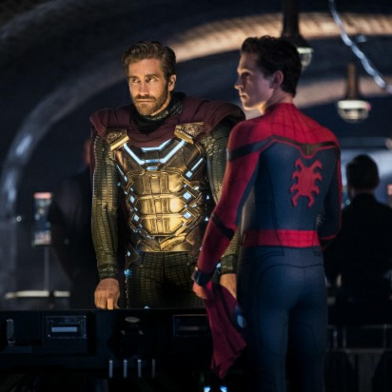 Season 2 Episode 8 - Children Of The Vault - Spiderman Far From Home