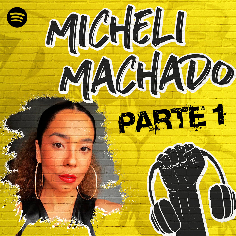 Micheli Machado na Quebrada! #46 Parte 1