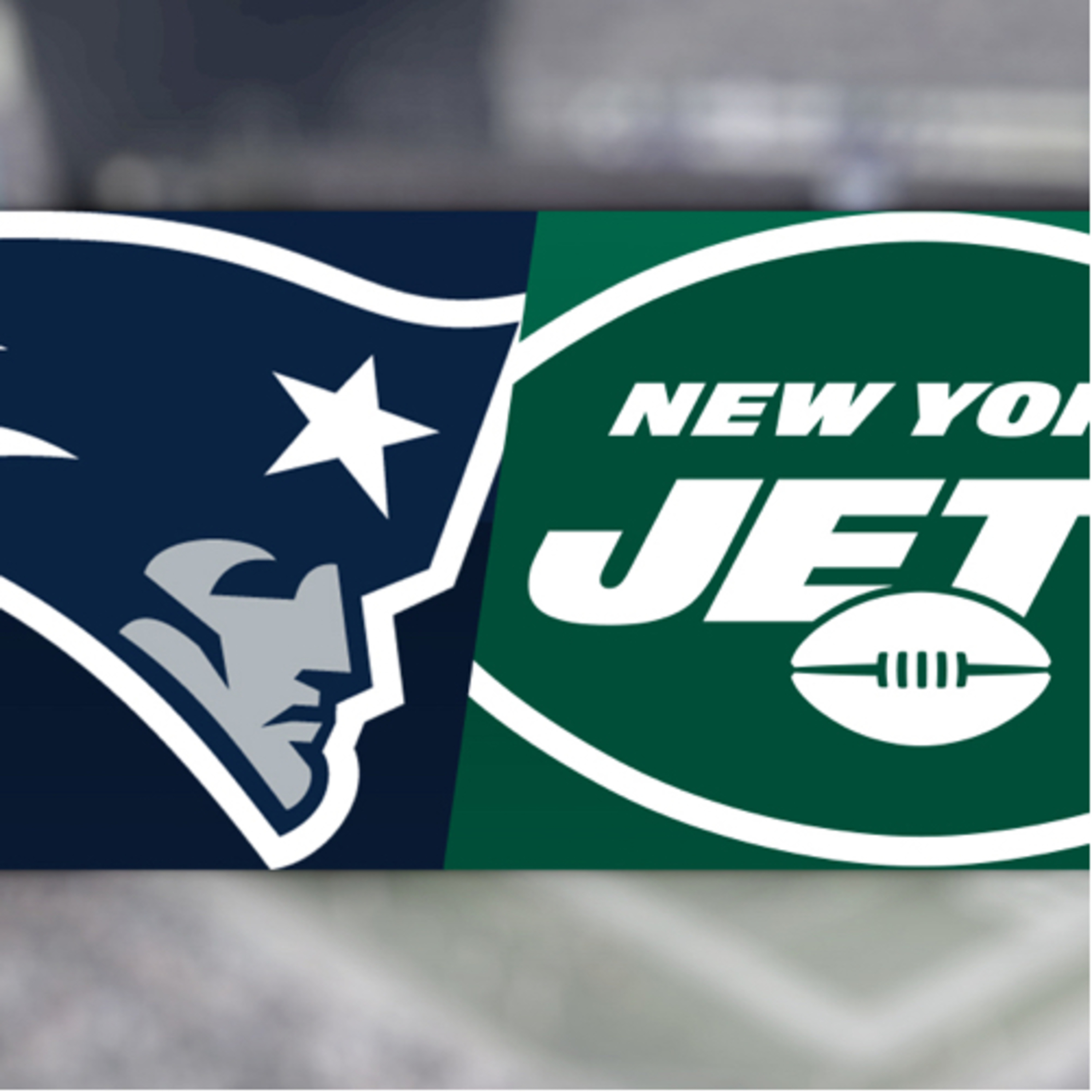 Patriots talk with the only Jets fan I know!