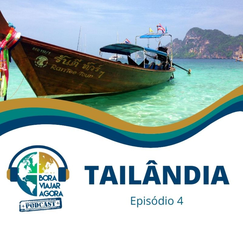 <p>Episódio 4 do Podcast do Bora Viajar Agora, sobre as praias da Tailândia. Falamos sobre as principais ilhas e cidades do litoral, como Ko Phi Phi, Krabi e Ko Phangan, com dicas para montar um roteiro ideal por este país do Sudeste Asiático. Contamos um pouco sobre a cultura tailandesa e nossas experiências de viagem neste destino espetacular... Feito por Tiago Leme e Lívia Alves.</p>