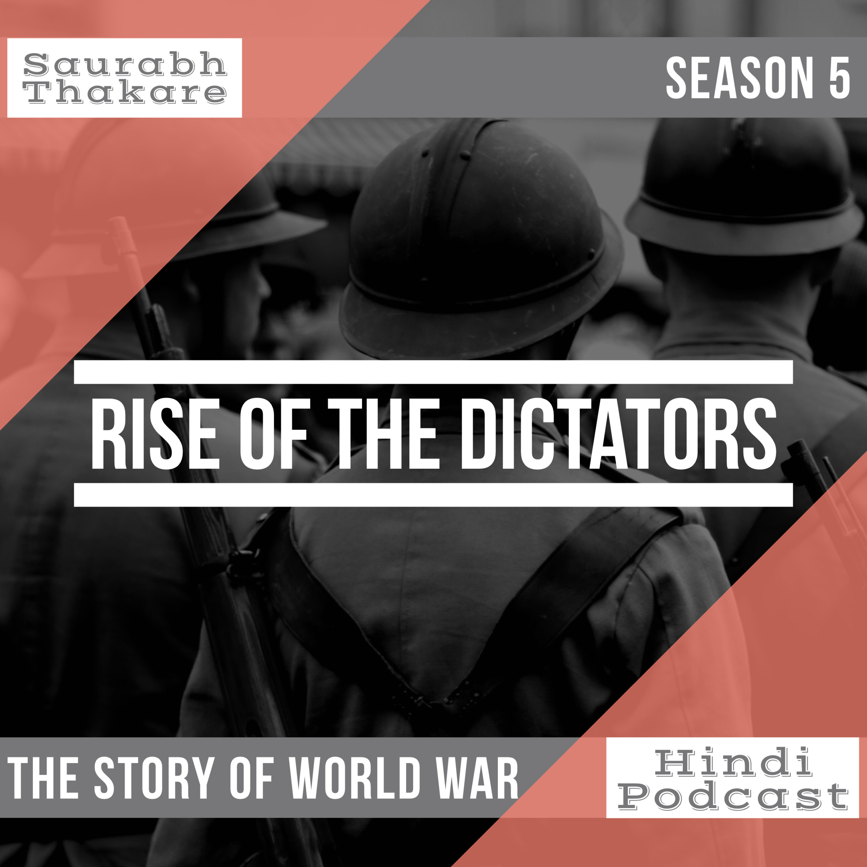 #38 RISE OF THE DICTATORS | Ep 17. Interwar Period