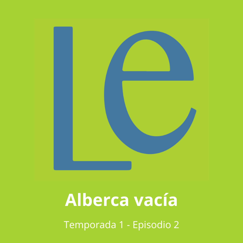 #2 Alberca vacía